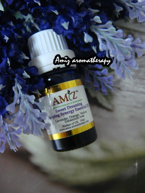 Amiz 調配甜睡精油|Amiz sweet sleeping essential oil